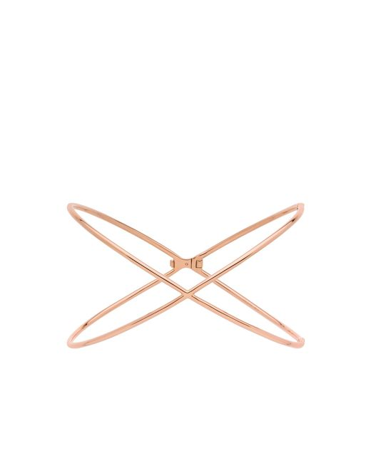 Vanrycke - Metallic Physalis Bangle - Lyst