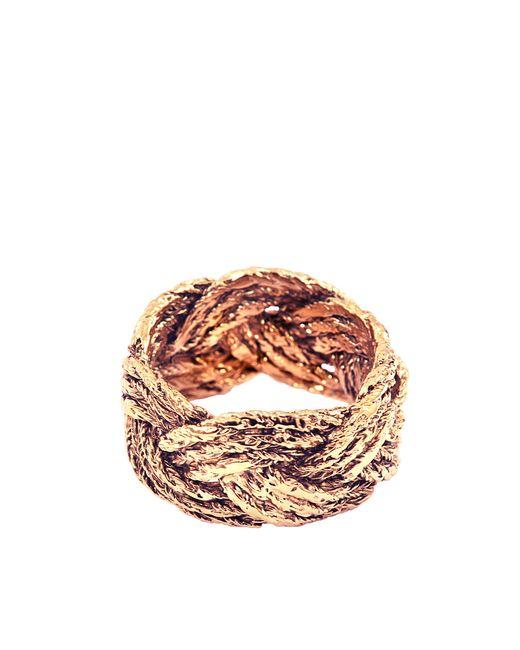 Aurelie Bidermann | Metallic Miki Ring | Lyst
