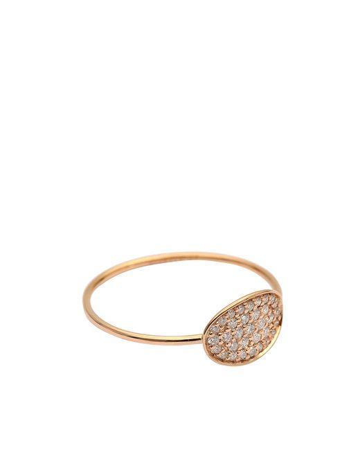 Ginette NY | Metallic Mini Sequin Diamond Ring | Lyst