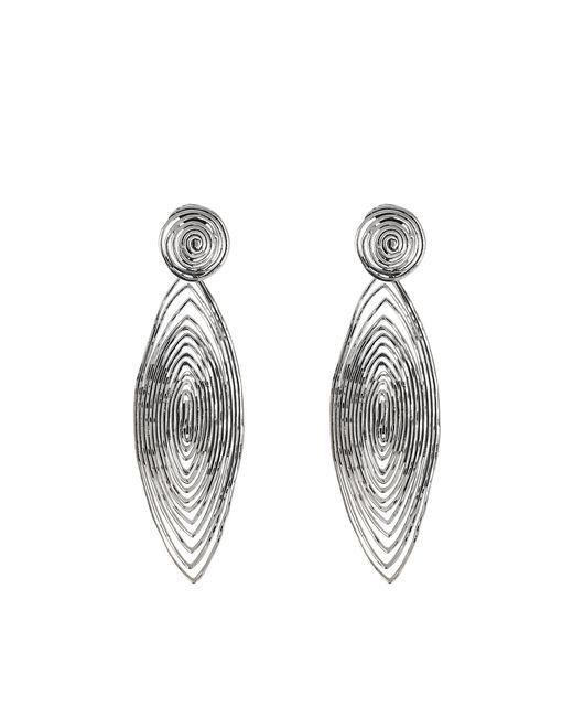Gas Bijoux   Metallic Wave Tetiaroa Clip Earrings   Lyst