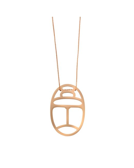 Ginette NY | Metallic Wish On Chain Necklace | Lyst