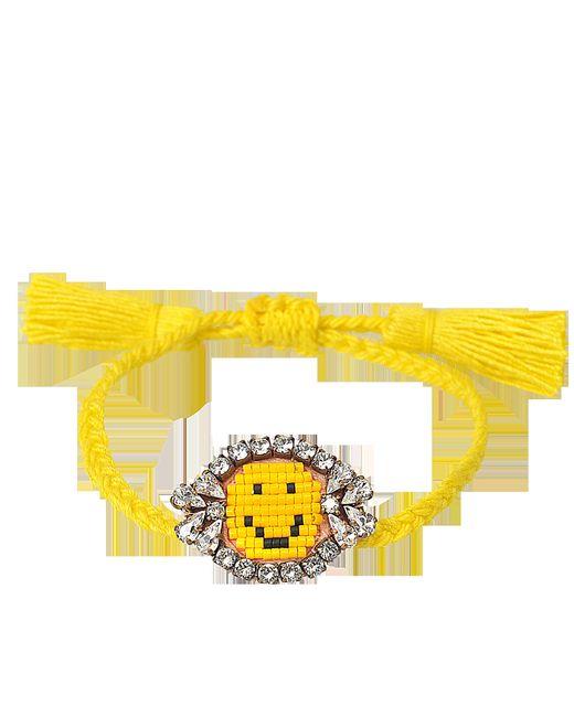 Shourouk | Multicolor Happy Face Bracelet | Lyst
