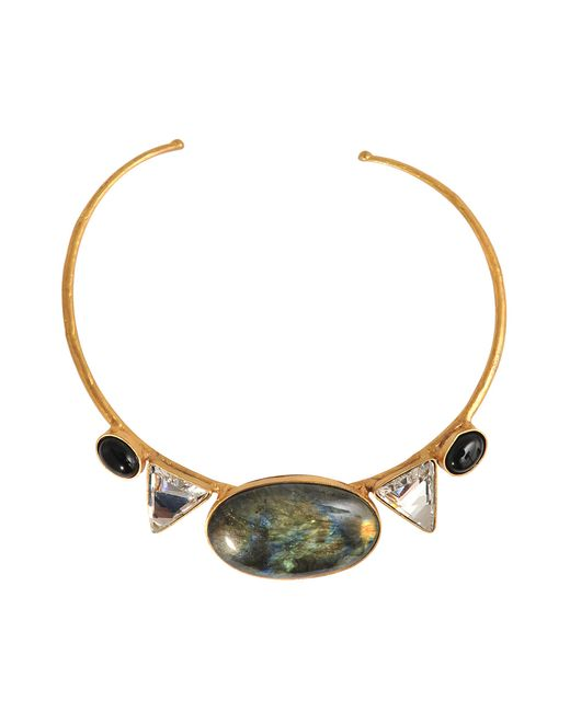 Sylvia Toledano | Metallic Catwoman Necklace | Lyst
