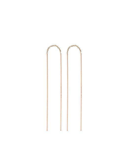 Vanrycke   Metallic Earrings Nunchaku   Lyst