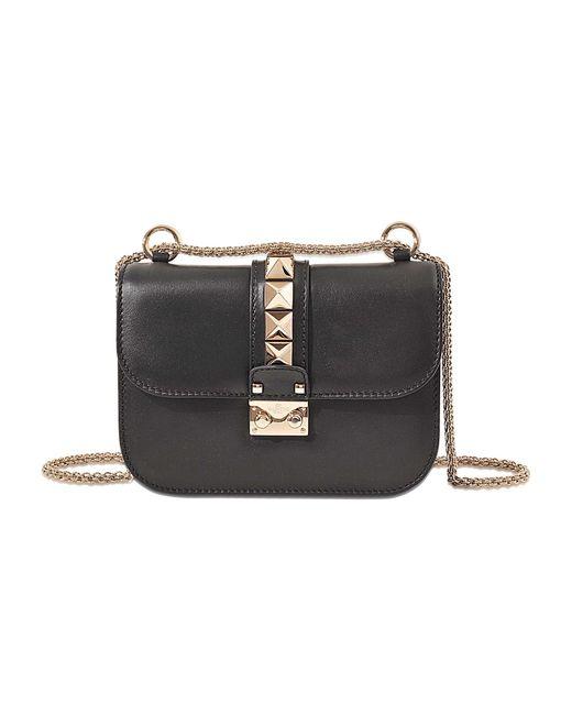 valentino lock medium shoulder bag in multicolor lyst. Black Bedroom Furniture Sets. Home Design Ideas