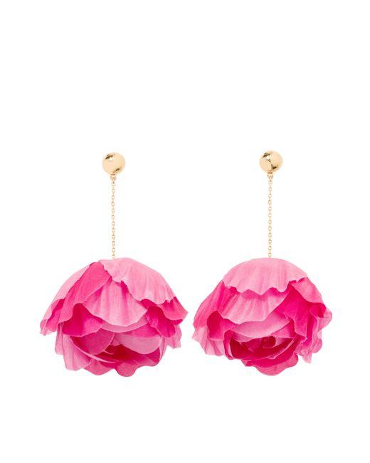 Aurelie Bidermann - Pink Pistil Earrings - Lyst