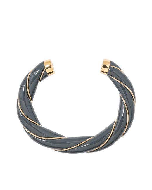 Aurelie Bidermann | Blue Diana Twisted Bracelet | Lyst