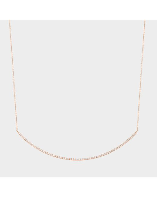 Vanrycke Massai torc necklace in gold and diamonds
