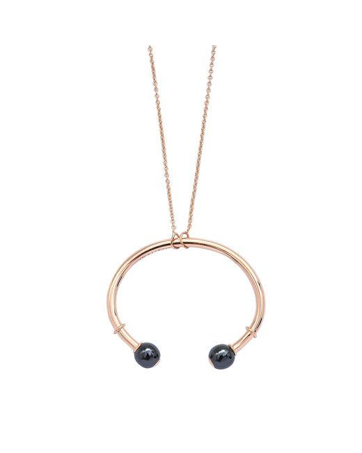 Ginette NY | Pink Ceramic Bubbles Necklace | Lyst