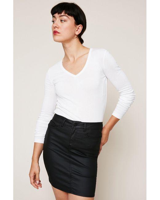 Petit Bateau | White T-shirts & Polo Shirts | Lyst
