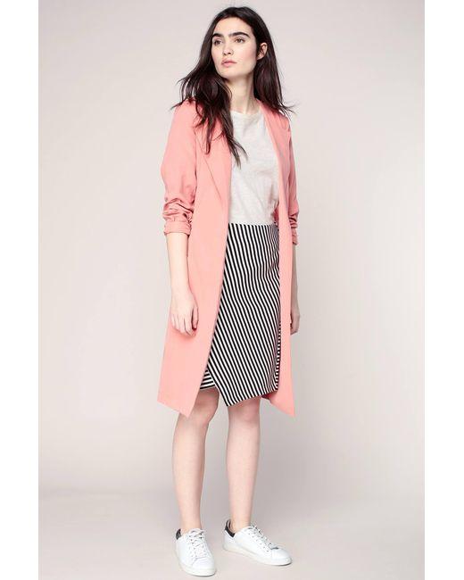 Esprit - Black Mini Skirt - Lyst