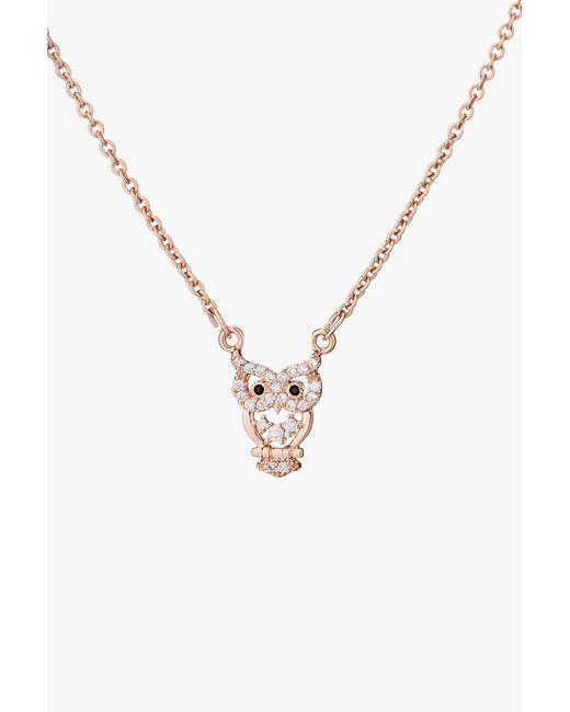 Chanael K | Pink Necklace / Longcollar | Lyst
