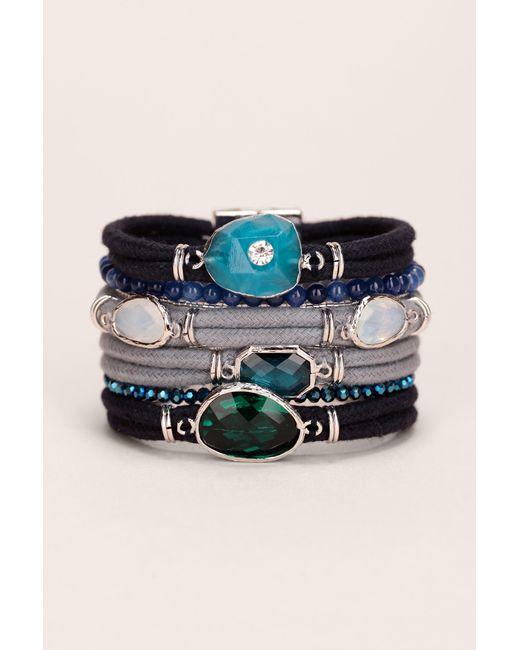 Hipanema | Blue Bracelet | Lyst