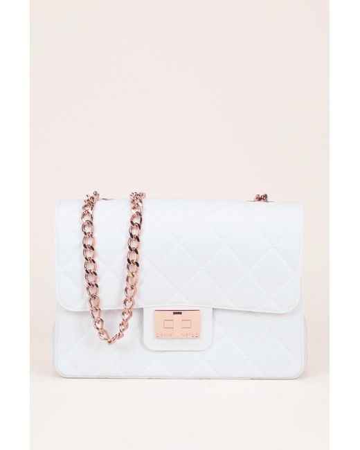Designinverso Over-the-shoulder Bags in White | Lyst