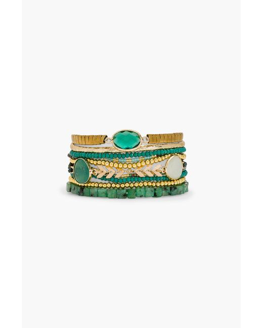 Hipanema | Green Bracelet | Lyst