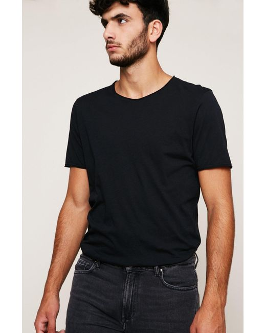 American Vintage - Black T-shirt for Men - Lyst