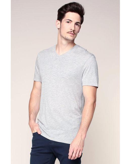 American Vintage | Gray T-shirt for Men | Lyst