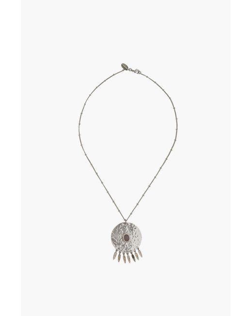 Hipanema - Gray Necklace / Longcollar - Lyst