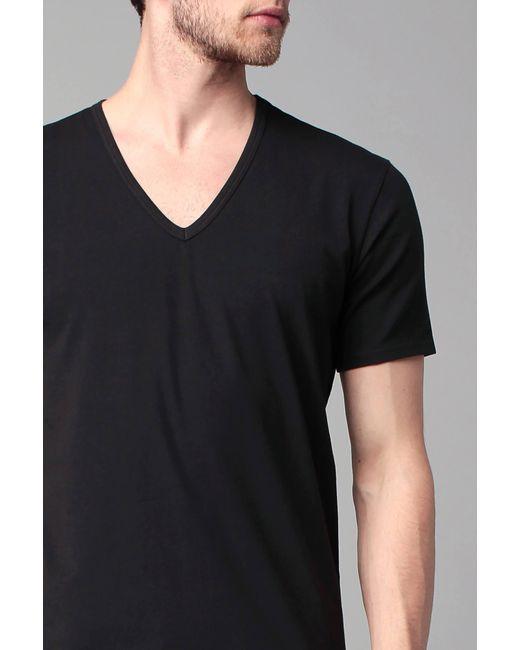 Calvin Klein | Black T-shirt for Men | Lyst