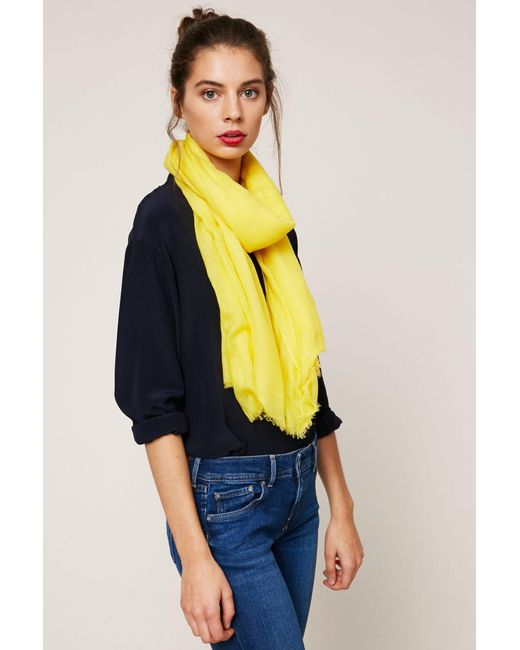 American Vintage | Yellow Scarve | Lyst