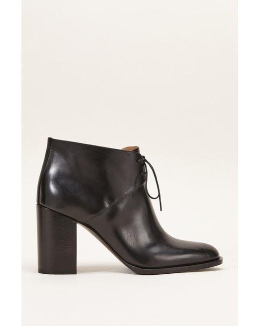 Veronique Branquinho | Black Derby And Oxford Shoe | Lyst