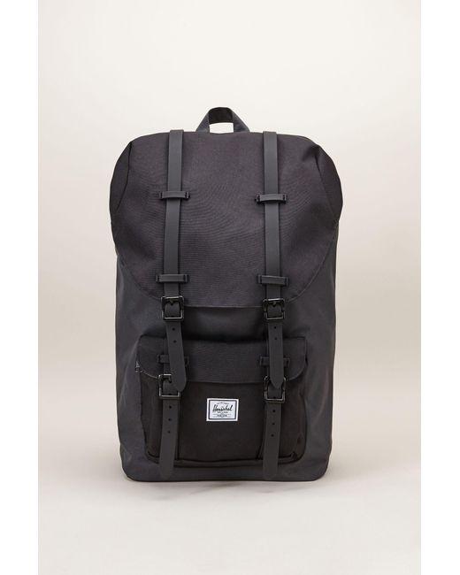 Herschel Supply Co. - Black Backpack for Men - Lyst ... b1d019eacc