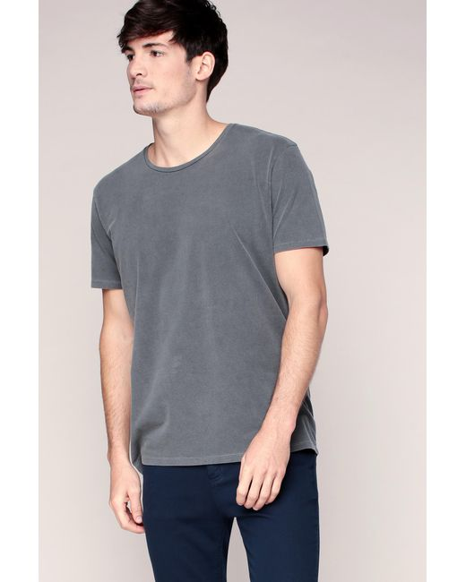 American Vintage - Gray T-shirt for Men - Lyst