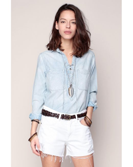 Denim & Supply Ralph Lauren - Blue Tunics - Lyst