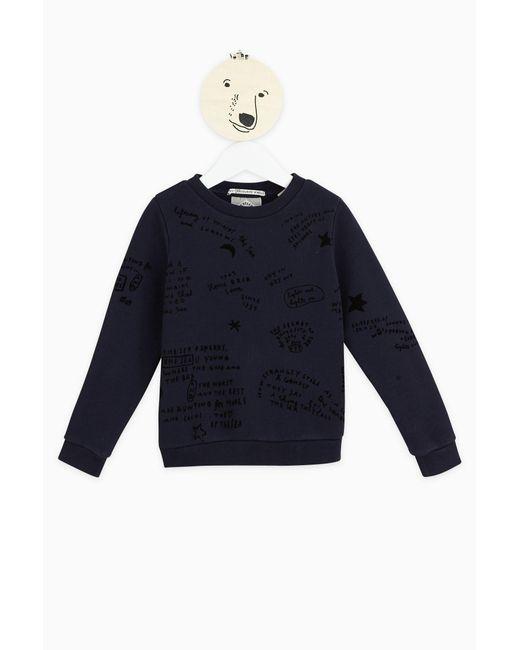 Scotch & Soda - Blue Sweater / Sweatshirt & Cardigan - Lyst