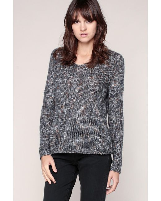 ONLY - Gray Jumper - Lyst