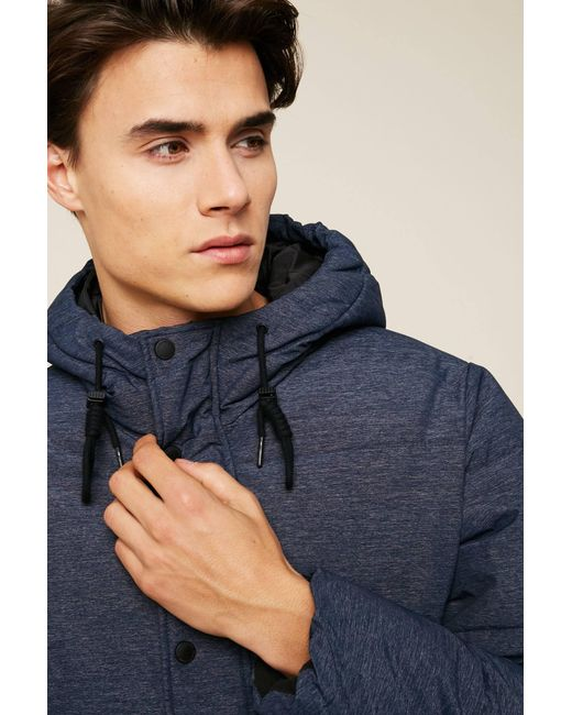 Selected Quilted Jacket in Blue for Men | Lyst : selected quilted jacket - Adamdwight.com