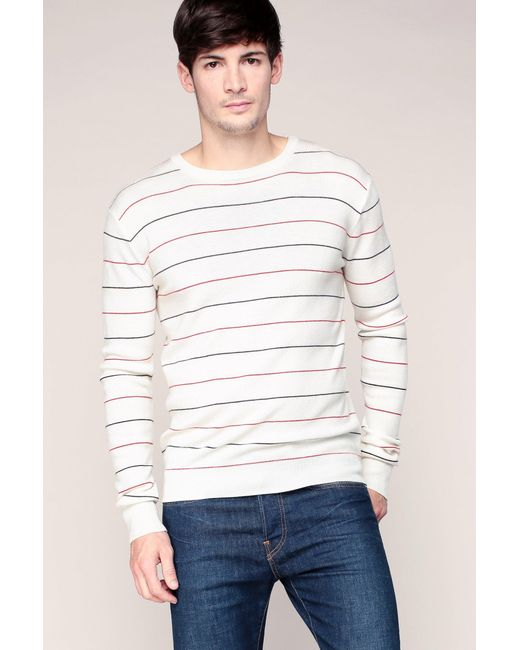 Le Mont St Michel | White Sweater & Cardigan for Men | Lyst