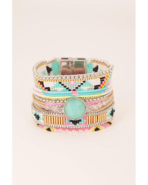 Hipanema - Blue Bracelet - Lyst