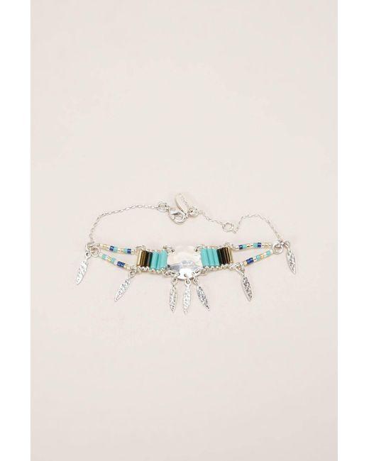 Hipanema | Gray Bracelet | Lyst