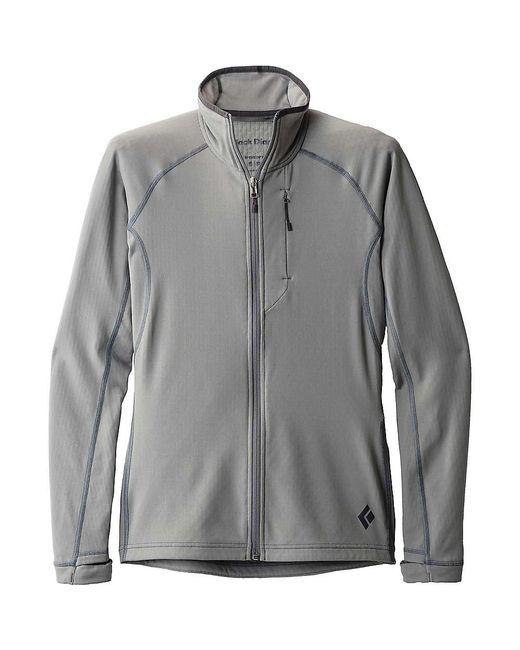 Black Diamond - Gray Coefficient Jacket for Men - Lyst
