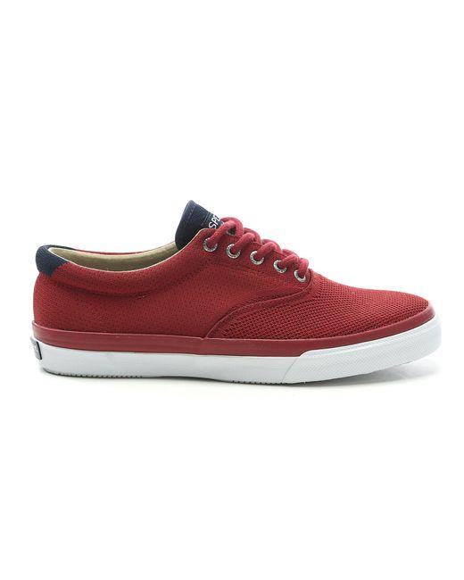 Sperry Top-Sider Red Striper Ll Cvo Knit for men