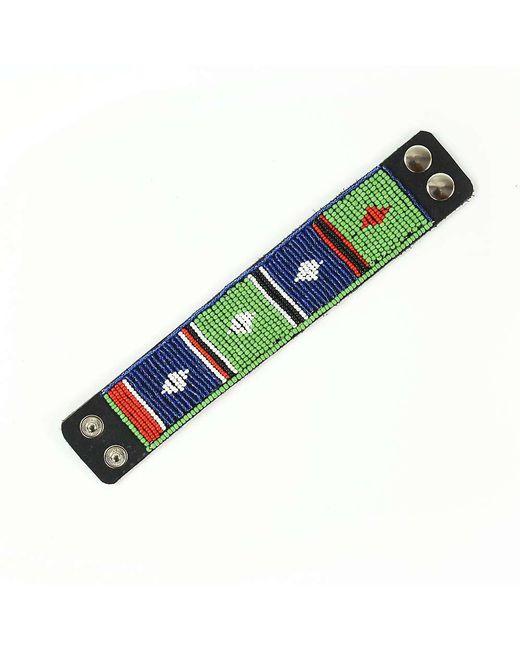 Astis   Green Finke Bracelet   Lyst
