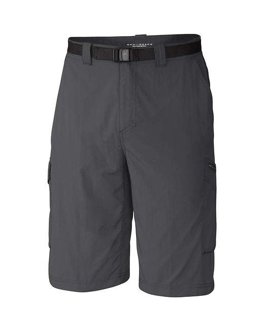 Columbia - Gray Silver Ridge Cargo 10in Short for Men - Lyst