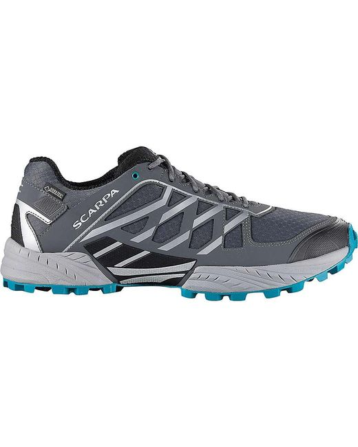 SCARPA - Gray Neutron Gtx Shoe for Men - Lyst