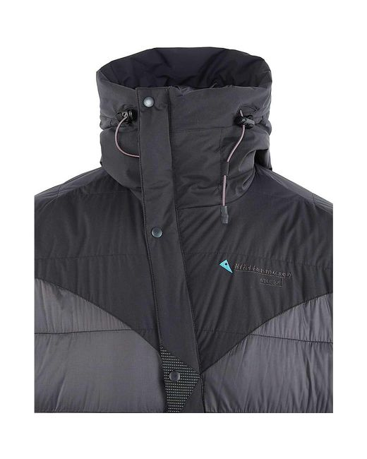 low priced 7e533 701b8 Lyst - Klättermusen Atle 2.0 Jacket in Black for Men