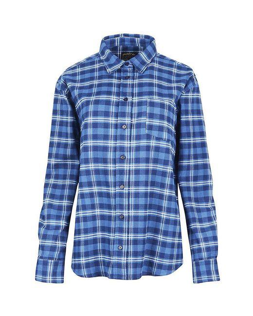 1cbcb526 United By Blue - Blue Westridge Button Down Shirt - Lyst ...