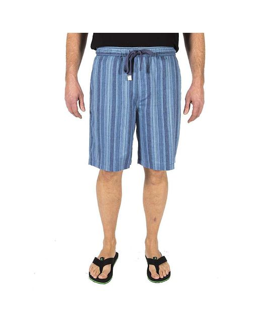 Gramicci - Black Talkhouse Stripe Short for Men - Lyst