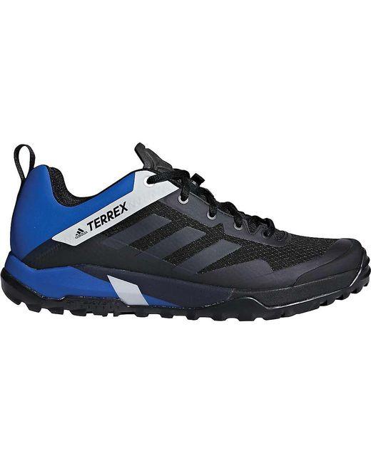 d81ea7d87efd ... Adidas - Black Terrex Trail Cross Sl Shoe for Men - Lyst ...