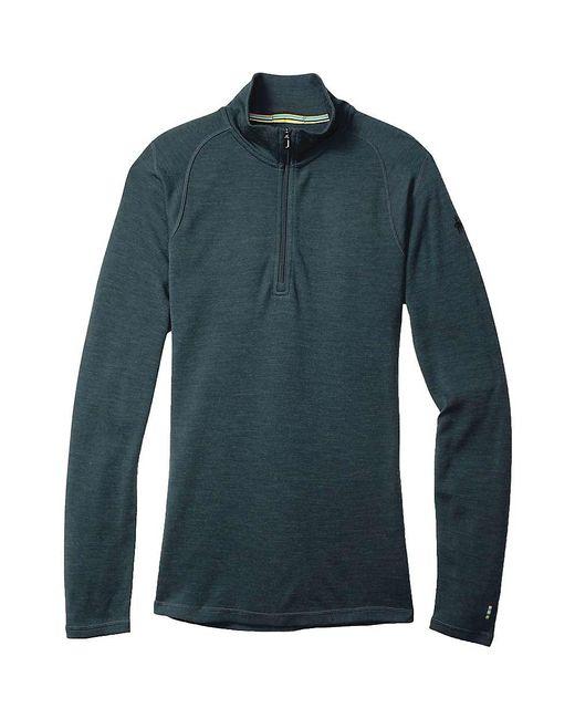 Smartwool   Blue Nts Mid 250 Zip T for Men   Lyst