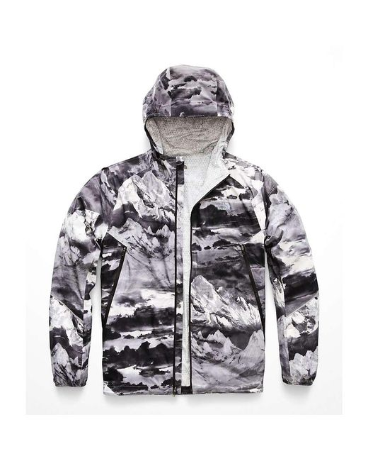 The North Face - Gray Stormy Trail Jacket for Men - Lyst
