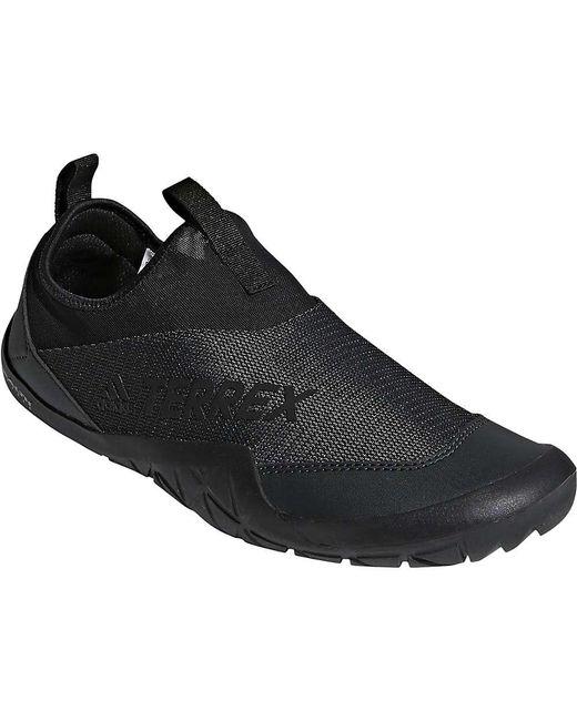 Adidas - Black Terrex Cc Jawpaw Ii Slip-on Shoe for Men - Lyst ... 33d52b3bb