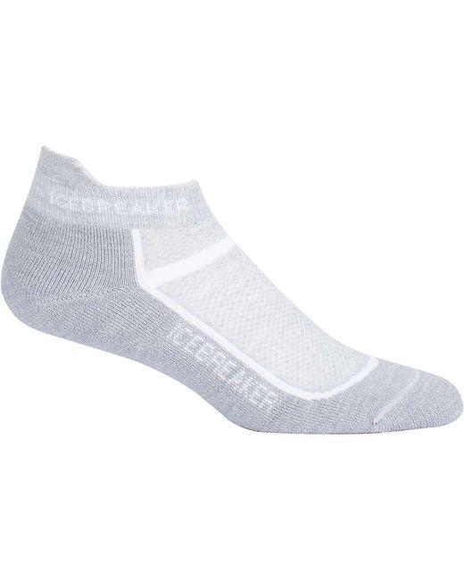 Icebreaker - White Multisport Micro Light Sock for Men - Lyst