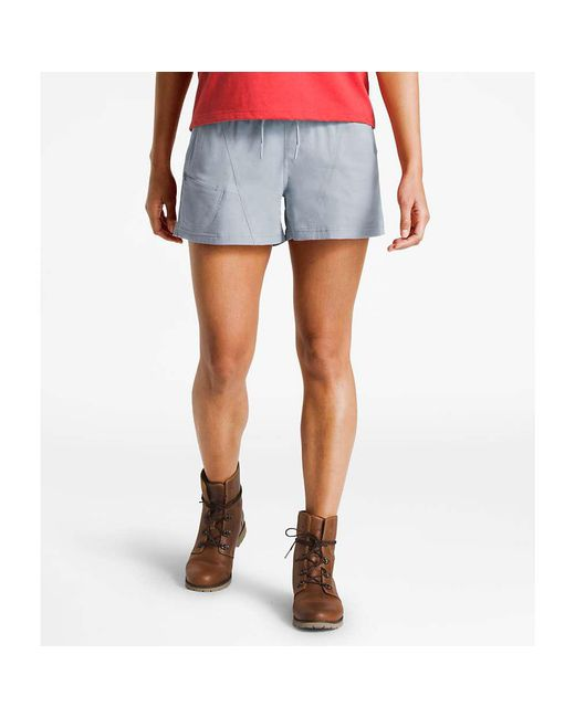 The North Face - Black Boulder Stretch 9 Inch Short - Lyst