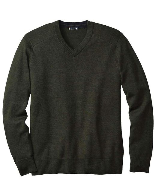 Smartwool - Green Kiva Ridge V Neck Sweater for Men - Lyst