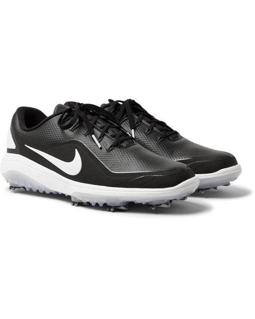 innovative design c410a c2151 ... Nike - Black React Vapor 2 Coated-mesh Golf Shoes for Men - Lyst ...